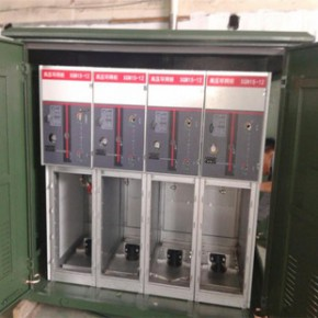 一进三出带SF6开关电缆分支箱 DFW-12电缆分支箱