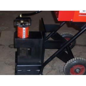 加工高炉吹氧管连接机产品