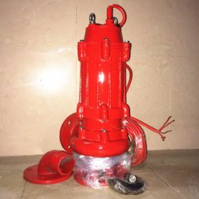 高温排污泵-立式高温潜水泵-80WQR65-25-7.5高温潜水泵