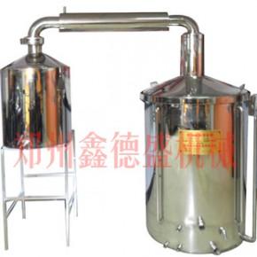 纯粮酿酒设备 白酒蒸馏设备