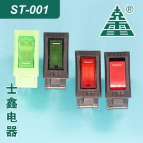 UL认证排插用开关式过电流保护器带灯ST-001用于美标插座厂方