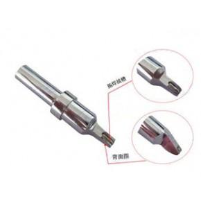自动焊机烙铁嘴 批发焊锡机无铅烙铁头 定制焊锡机烙铁头