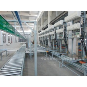 家用空调流水线 洗衣机冰箱生产线 组装线 装配线