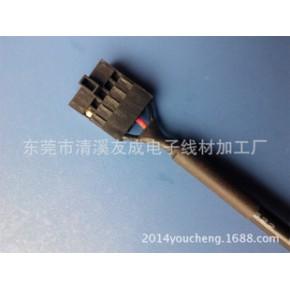 杜邦2.54端子线机箱USB数据转接线多芯护套线束加工-