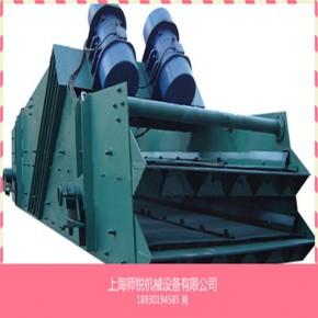 直线煤矿沙石振动筛 双层筛分设备