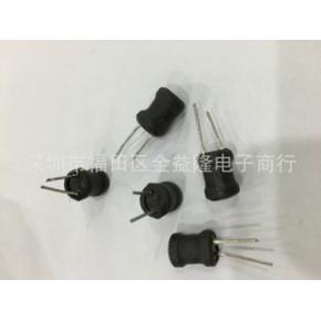 直插工字型电感8×10 10MH直插功率电感