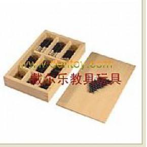湛江A029黑色串珠棒厂家供货