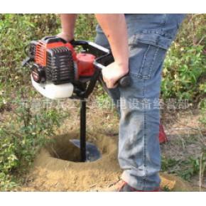 园林绿化汽油地钻机/钻孔机 TB52