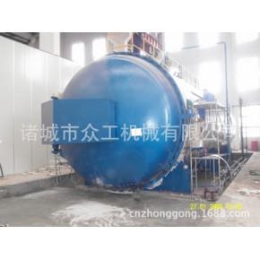 轮胎翻新蒸汽硫化罐 电加热硫化罐 化工设备