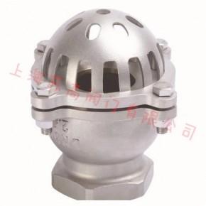 304不锈钢丝扣底阀H12W水泵吸水底阀DN25