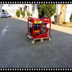 柴油发电电焊机 三相静音柴油发电焊机 发电焊机两用250A