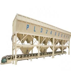 PLD2400型混凝土配料机 四仓配料机