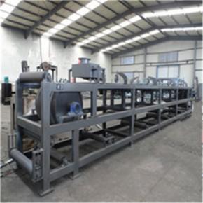 真空带式过滤机 污泥处理设备 橡胶带式过滤设备