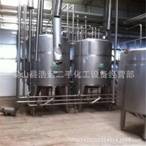二手酿酒设备、生物发酵罐、啤酒发酵罐、酒类发酵过程是一个无菌