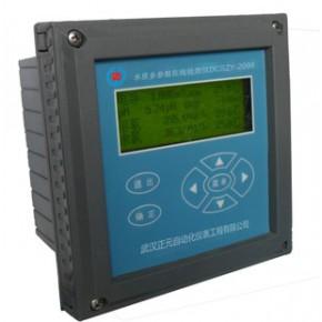 多参数工业水质分析仪 在线水质多参数分析计 DCSZY-2099