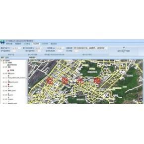 森林防火监控GIS系统|森林防火应急指挥调度软件
