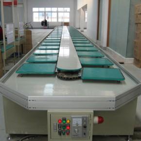 深圳厂家直销环型包装流水线 电子玩具服装生产包装线