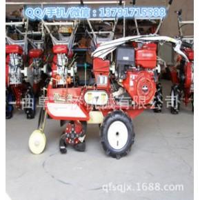 新型农业机械 施肥播种柴油旋耕机 除草中耕机