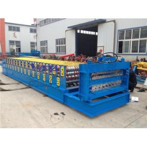 自动波浪瓦压瓦机/金属自动成型设备/全自动彩钢压型机