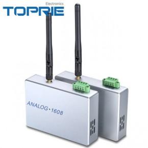 无线数据采集卡 ZIGBEE通讯 模拟量采集模块、温度数据采集卡