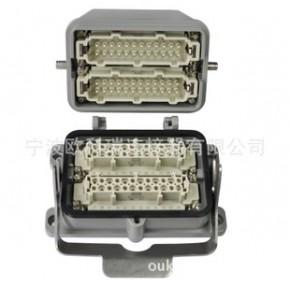 H48B开孔套式1PL 厂家直销欧科瑞 工业插头插座