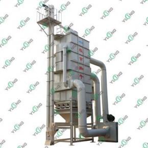新款5吨粮食烘干机玉米烘干塔7.7kw小型干燥机1.5%爆腰率干燥设备
