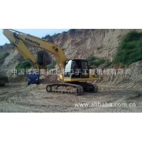 二手三一挖掘机200钩机小松合作商旧挖掘机220