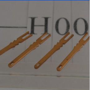 精密冲压接线端子接插端子电子五金材料