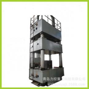 室内门防盗门大铁门大型压花液压机专业生产钢木门防盗门设备
