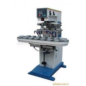气动转盘式四色移印机,厂家直销,百通专业制造