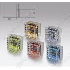 太阳能冰砖灯 太阳能地埋灯 创意太阳能灯  QH-08G