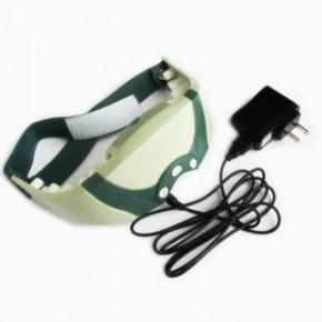 T017眼护士眼部按摩器眼睛保健眼罩电动磁疗学生老人白领通用