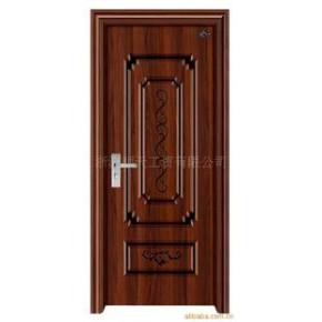 室内钢木门 整套门 顺典