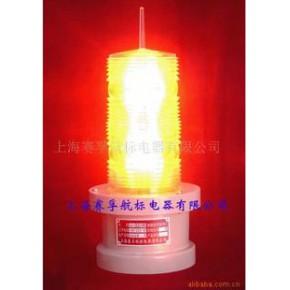 LED微型长寿命障碍灯 太阳能航空障碍灯