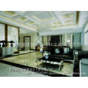 上海雪福装饰提供商场营业办公室内装潢服务