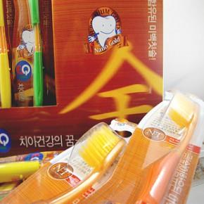Z0006单只装包装韩国牙刷 纳米牙刷 竹炭牙刷 酒店礼品y25