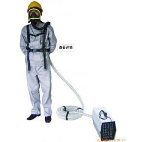 多人用电动送风长管呼吸器,隧道救生呼吸器