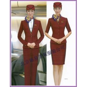航空职业装 职业装定做 航空职业装路易雪莱定做