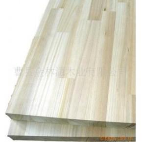 供香杉木指接板(无结疤)、桐木拼板