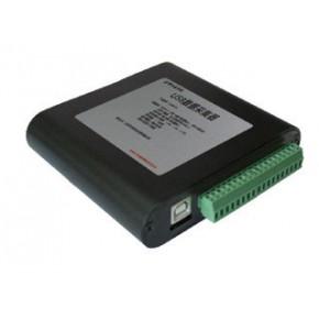 8路隔离数字量输入8路固态继电器输出采集卡