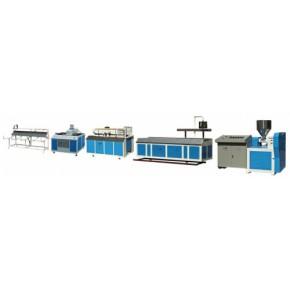 PS相框条挤出生产设备厂家