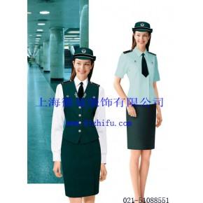空姐职业装定做 航空空姐服 上海航空服定做