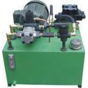 高低压组合液压站 GPY-VP-40配5.5KW电机液压系统,