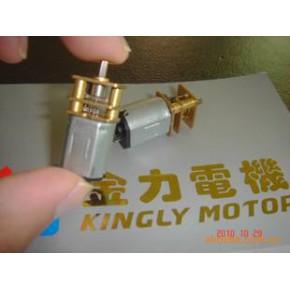广东深圳电子锁专用12mm直流微型减速电机