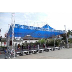 肇慶四會市鼎譽舞臺設備公司廠家直銷活動舞臺,燈光架,桁架,慶典舞臺等演出器材啦