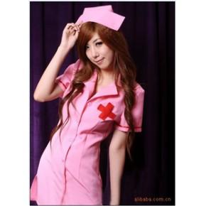 医护制服护士装 制服诱惑 情趣角色扮演 酒店桑拿服 舞台表演服饰