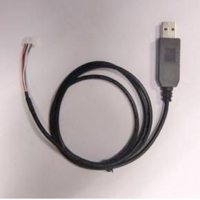 通讯设置线,USB转TTL,电脑与单片机通讯