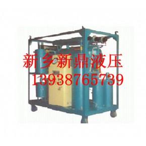 抗磨液压油过滤机