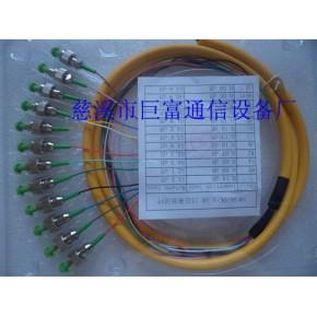 束状尾纤 12芯尾纤 光纤尾纤