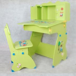 淘宝万件 阳光七彩可升降儿童书桌 儿童电脑学习桌 一件代发